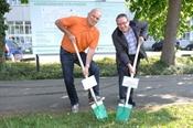 Willy Laubacher und Peter Weber, Gemeinde Otelfingen